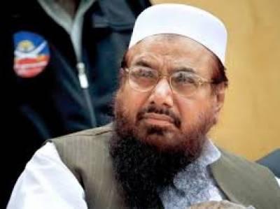 مقبوضہ کشمیر میں پاکستانی پرچموں نے بھارت کو حواس باختہ کر دیا ہے: حافظ سعید