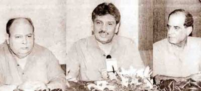 اسلحہ، دھونس، دھاندلی سے کسی کھیل کو ترقی نہیں دی جا سکتی: فیصل صالح حیات