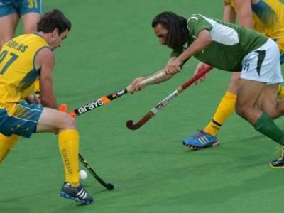 اولمپک کوالیفائنگ راؤنڈ: پاکستان آسٹریلیا کل مدمقابل ہونگے