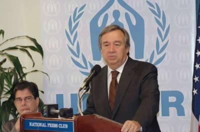 پناہ گزینوں کو پناہ نہ دینے والے ممالک کے خلاف تادیبی اقدامات کئے جائیں: ہائی کمشنر اقوام متحدہ