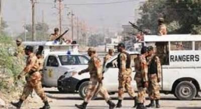 کراچی میں چیک پوسٹوں کیلئے رینجرز نے سندھ حکومت سے 4 کروڑ 25 لاکھ روپے کے جدید سکیورٹی آلات مانگ لئے