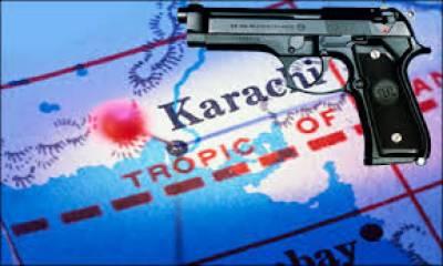کراچی: فائرنگ اور تشدد واقعات میں 3 افراد قتل، مبینہ مقابلہ میں 2 ٹارگٹ کلر گرفتار