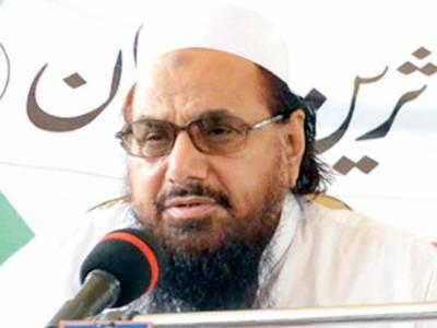 سندھ، بلوچستان میں امدادی سرگرمیوں سے علیحدگی کی تحریکیں دم توڑ رہی ہیں: حافظ سعید
