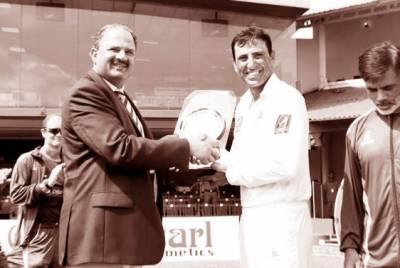 یونس خان ٹیسٹ میچز کی سنچری مکمل کرنے والے پاکستان کے پانچویں کھلاڑی بن گئے