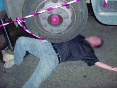 ٹریفک حادثات میں خاتون سمیت 3 افراد لقمہ اجل بن گئے