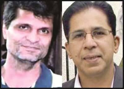 عمران فاروق کو قتل کرنے کے احکامات انیس قائم خانی کے ذریعے ملے: معظم