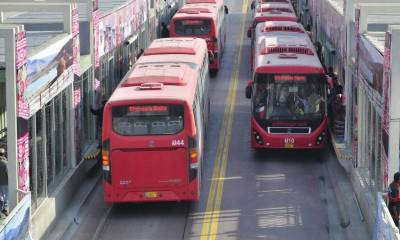 اسلام آباد: تنخواہ نہ ملنے پر میٹرو بس ملازمین کی ہڑتال' دھرنا' مذاکرات کے بعد سروس بحال