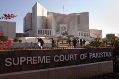 معلمہ کیخلاف جھوٹا مقدمہ درج ہوا، پنجاب میں گڈ گورننس کے صرف دعوے کئے جا رہے ہیں: سپریم کورٹ