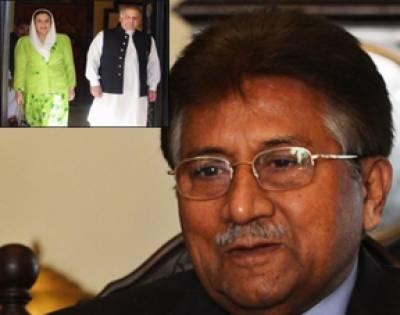 بینظیر بھٹو اور نواز شریف کو شاہ عبداللہ کے کہنے پر وطن واپس آنے دیا تھا: مشرف
