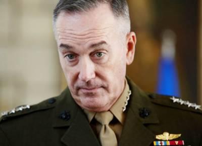 پاکستان سے سٹرٹیجک شراکت داری ضروی' فوجی امداد جاری رہنی چاہئے: امریکی جنرل