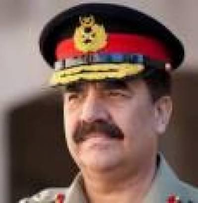 عسکری و سیاسی کوششوں سے بلوچستان ترقی کر سکتا ہے' تشدد ترک کرنیوالوں کو سپورٹ کرینگے: جنرل راحیل