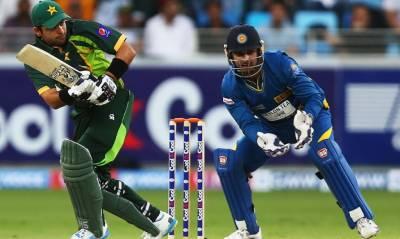 ون ڈے سیریز : پاکستان سری لنکا آج مدمقابل' کوچ کپتان کامیابی کیلئے پرعزم