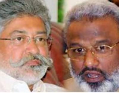 پیر پگاڑا سے ارباب غلام رحیم کی ملاقات سندھ کی تازہ صورتحال پر مشورے
