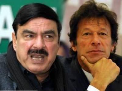 شیخ رشید کی عمران خان سے ملاقات، راولپنڈی میں بلدیاتی انتخاب ملکر لڑنے کا فیصلہ