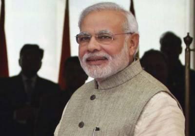 بھارتی وزیر اعظم کا دورہ جموں، کانگرسی رہنما خطاب میں مودی کو واجپائی کہتے رہے