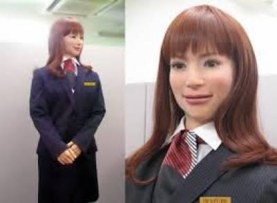 جاپان میں انوکھے ہوٹل کا افتتاح سب کام روبوٹ کرتے ہیں