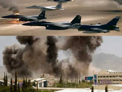 یمن : بمباری' خواتین بچوں سمیت 80 جاں بحق' اتحادیوں نے پانچ روزہ جنگ بندی کا اعلان کر دیا