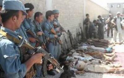 افغانستان ، سکیورٹی فورسز کا آپریشن ، 21طالبان ہلاک ، متعدد زخمی و گرفتار