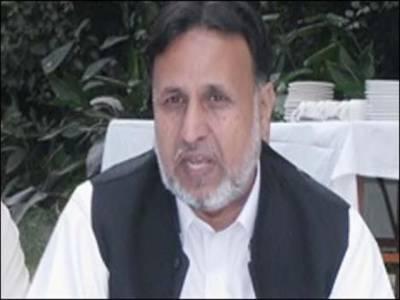 مسلم لیگ ن نے تاجروں سے بھی دوستی کا نعرہ لگا کر انہیں دھوکا دیا: محمودالرشید