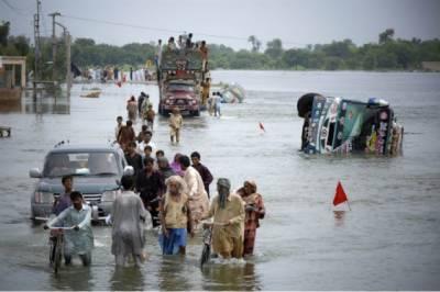 بارشوں، سیلاب کی تباہ کاریاں جاری، مزید11 افراد جاں بحق