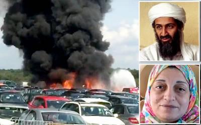لندن: طیارہ حادثے میں اسامہ کی سوتیلی والدہ' بہن' بہنوئی جاں بحق ہوئے