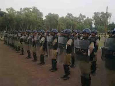 """""""پنجاب پولیس نے 24 گھنٹے میں 8 ہزار سے زائد سیلاب متاثرین کو ریسکیو کیا"""""""