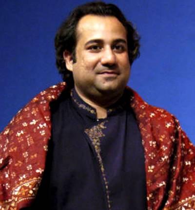 میری شہرت اور مقام استا د نصرت فتح علی خان کی نسبت ہے، اپنے کام سے اس نام کو مزید روشن کرونگا: راحت فتح علی