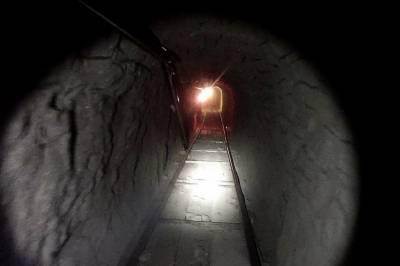 میکسیکو : منشیات سمگلنگ کی غرض سے بنائی گئی ایک اور سرنگ دریافت