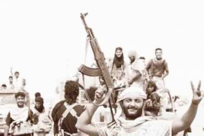 یمن: حکومتی فورسز نے العند فوجی اڈہ باغیوں سے دوبارہ آزاد کرالیا