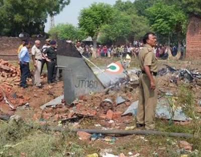 5 سال کے دوران بھارتی فضائیہ کے 20 جنگی طیارے تباہ ہو گئے