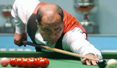 سنوکر میں اصل مقابلہ بھارت چین سے ہو گا : محمد یوسف