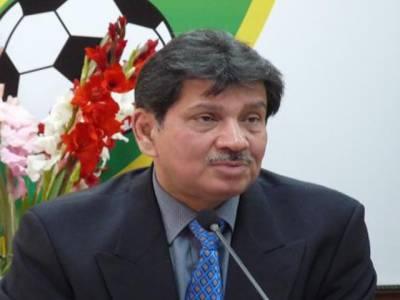 فیفا'اے ایف سی نے فیصل صالح حیات کی حمایت کردی
