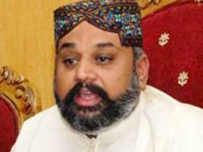 آپریشن سے بچنے کیلئے متحدہ کا ڈرامہ کامیاب نہیں ہوگا : صاحبزادہ حامد رضا