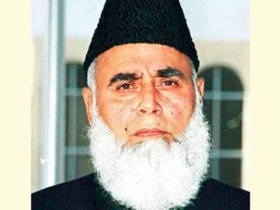 پاکستان کی بنیاد کلمہ پر رکھی گئی جس کیلئے مسلمانوں نے لاکھوں قربانیاں دیں : رفیق تارڑ