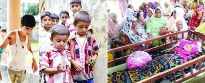 بھارتی فائرنگ، گولہ باری جاری،2 شہری شہید، 2 ہیلی کاپٹروں کی پاکستانی علاقے میں نچلی پروازیں