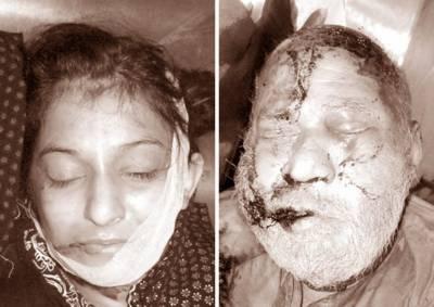 بیوی نے شوہر کو زہر دیدیا، شاہدرہ میں عامل، ماموں اور کزن کے ہاتھوں طالبہ قتل