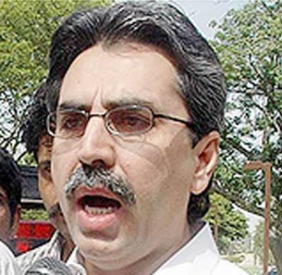 عامر خان متحدہ کی رابطہ کمیٹی میں دوبارہ شامل