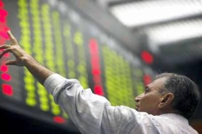 کراچی سٹاک مارکیٹ میں زبردست تیزی' سرمایہ کاری مالیت ایک کھرب آٹھ ارب روپے بڑھ گی