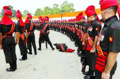 بھارت کے ریٹائرڈ فوجیوں نے 65ء کی جنگ کی سرکاری تقریبات کا بائیکاٹ کردیا