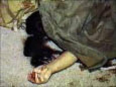 سرائے مغل: بدچلنی کا شبہ' رشتہ دار نے ماں بیٹی کو قتل کردیا