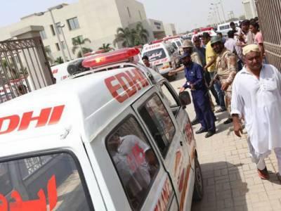 کراچی: 2 گروپوں میں فائرنگ، 5 افراد ہلاک، ساتھی کے قتل کیخلاف وکلا کی ہڑتال