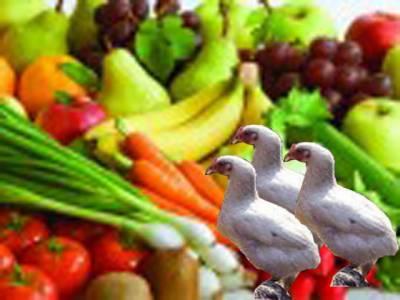 7 روز میں 35 سبزیاں، پھل 20، برائلر گوشت 8 روپے کلو تک مہنگا
