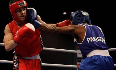 ایشیئن باکسنگ چیمپئن شپ: پاکستان کے 2 کھلاڑی کوارٹر فائنل میں پہنچ گئے