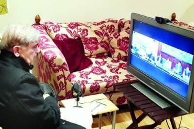 دہشت گردی کے صفایا کے لئے فیصلہ کن جنگ جاری، جیت پاکستان کی ہو گی: شہباز شریف