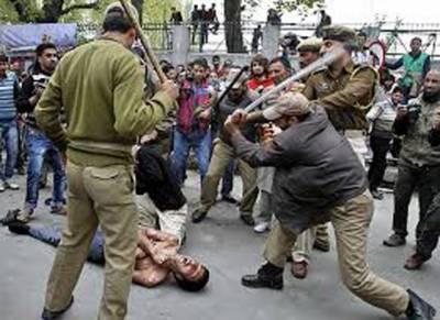 کشمیر میں حالات بگاڑنے کیلئے سرحد پار منصوبے بنائے جا رہے ہیں: بھارتی وزیر مملکت