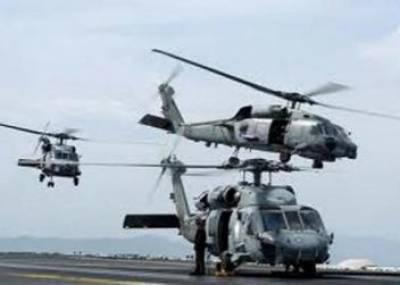 امریکی محکمہ دفاع نے پاکستان کو ہیلی کاپٹر فراہمی کیلئے ''بیل ہیلی کاپڑ'' کمپنی کو کنٹریکٹ دیدیا