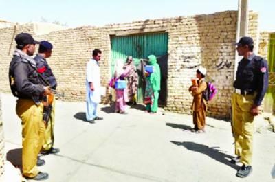 پنجاب، بلوچستان، خیبر پی کے فاٹا میں انسداد پولیو مہم شروع، 2 کروڑ بچوں کو قطرے پلائے جائینگے