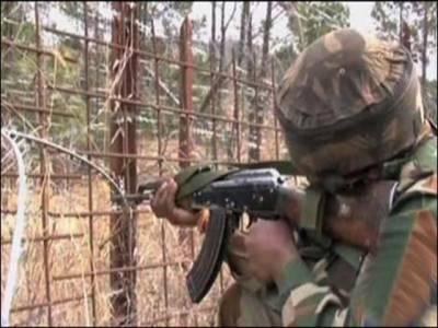 مذاکراتی عمل کے باوجود بھارتی جنگی جنون، نکیال سیکٹر پر پھر فائرنگ، گولہ باری