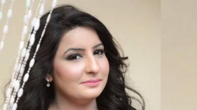 گلوکارہ حوریہ خان کا ویڈیو گانا عشق عشق عید پر ریلیز ہوگا