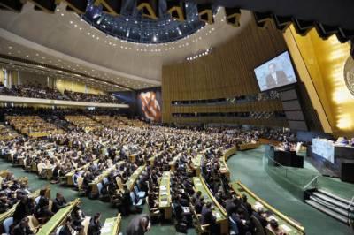 پاکستان' بھارت جنرل اسمبلی اجلاس میں محاذ آرائی سے گریز کریں' وزرائے اعظم ملاقات کی حوصلہ افزائی کرینگے: امریکہ